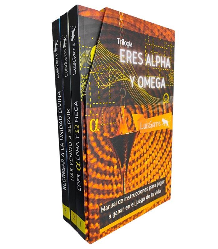 Trilogia Eres Alpha y Omega